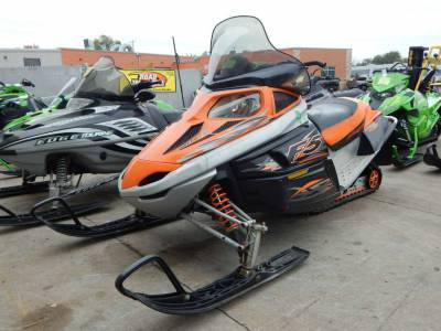 2007 Arctic Cat F5 For Sale Used Snowmobile Classifieds
