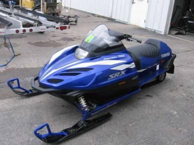 1998 Yamaha SRX 700 For Sale : Used Snowmobile Classifieds