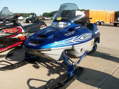 Indy Luxury Motorsports >> 2002 Polaris Indy 550 Classic For Sale : Used Snowmobile Classifieds