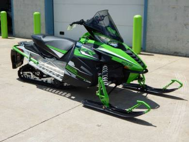 2015 Arctic Cat ZR 7000 LXR For Sale : Used Snowmobile ...