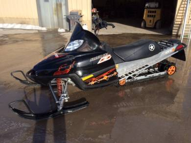 2007 Arctic Cat M1000 153 Sno Pro For Sale : Used Snowmobile