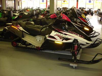 City To City Mileage >> 2008 Arctic Cat F6 LXR For Sale : Used Snowmobile Classifieds