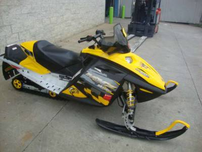 2006 Ski Doo Mx Z Trail 500ss For Sale Used Snowmobile