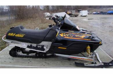 Arctic Cat Snowmobile For Sale >> 2000 Ski-Doo MXZ 700 For Sale : Used Snowmobile Classifieds