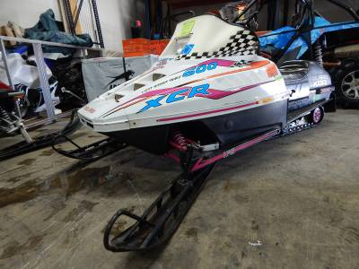 Online Loan Calculator >> 1995 Polaris XCR-600 For Sale : Used Snowmobile Classifieds