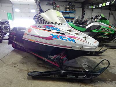 Free Online Insurance Quotes >> 1995 Polaris XCR-600 For Sale : Used Snowmobile Classifieds