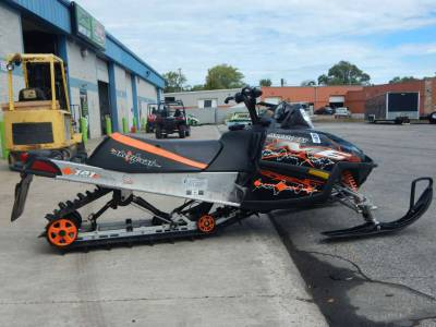 2007 Arctic Cat M6 141 For Sale Used Snowmobile Classifieds
