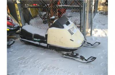 Twin City Motors >> 1975 SKIDOO S#8813- ELAN DLX 250 TWIN For Sale : Used Snowmobile Classifieds