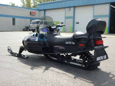 Arctic Cat Dealers Wi >> 1998 Arctic Cat Panther 440 For Sale : Used Snowmobile Classifieds