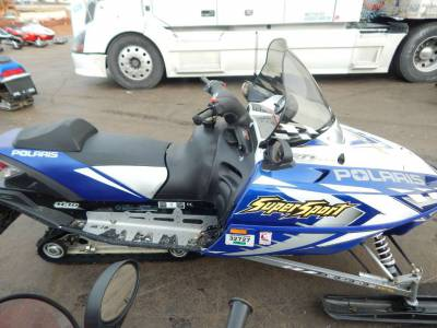 Used 2004 Polaris Super Sport For Sale Used Snowmobile