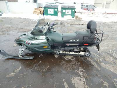 2002 Arctic Cat Panther 570 ESR For Sale Used Snowmobile Classifieds