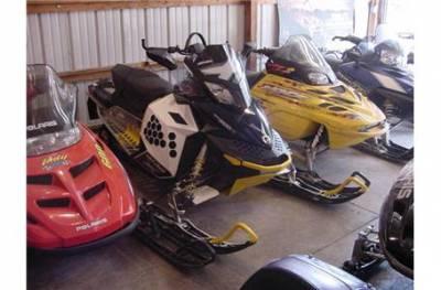 2008 Ski Doo Mxz 800 Adrenaline W Accessories For Sale