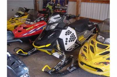 2008 Ski Doo Mxz 800 Adrenaline W Accessories For Sale