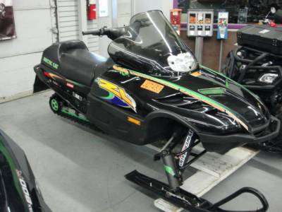 1999 Arctic Cat Zl 600 For Sale Used Snowmobile Classifieds
