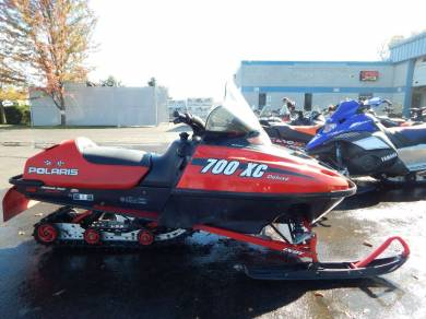 Used 2000 Polaris Indy 700 Xc Deluxe 45th Anniversary