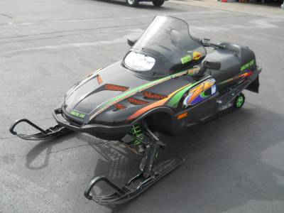 Arctic Cat Dealers Wi >> 1999 Arctic Cat ZL-600 For Sale : Used Snowmobile Classifieds