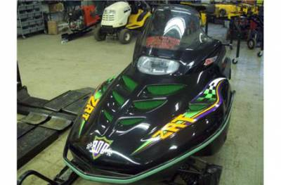 Online Loan Calculator >> 1995 Arctic Cat ZRT800 For Sale : Used Snowmobile Classifieds