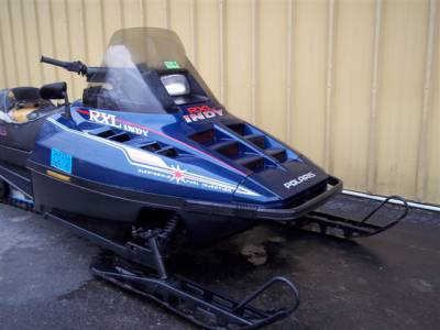 1991 Polaris Indy Rxl 650 For Sale Used Snowmobile