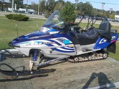 2004 Polaris Frontier Touring For Sale Used Snowmobile