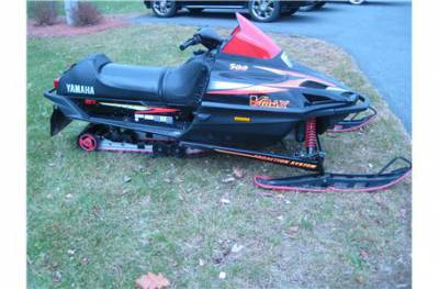 Free Online Insurance Quotes >> 1999 Yamaha VMAX 500 For Sale : Used Snowmobile Classifieds