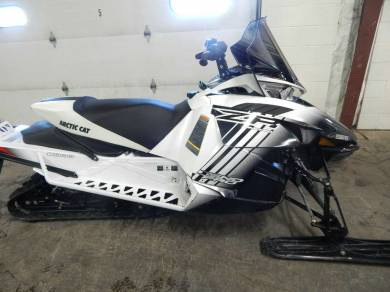 2014 Arctic Cat ZR 8000 Limited For Sale : Used Snowmobile ...