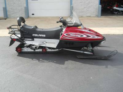 2002 Polaris 550 Sport Touring Snowmobile | Joshymomo org