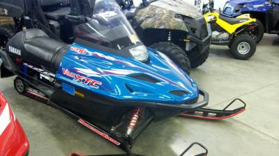 1997 Yamaha VMAX XTC 600 For Sale : Used Snowmobile ...