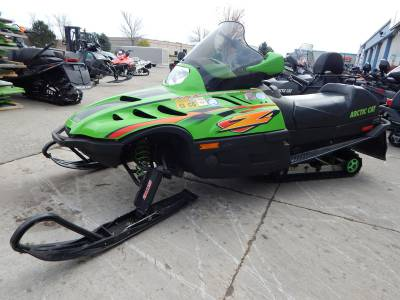 Arctic Cat Dealers Wi >> 1999 Arctic Cat Z-440 For Sale : Used Snowmobile Classifieds