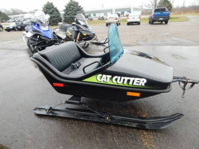 Arctic Cat Dealers Wi >> Used 1991 Arctic Cat Cat Cutter For Sale : Used Snowmobile Classifieds