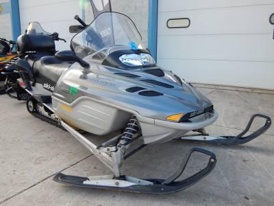 Online Loan Calculator >> 2001 Ski-Doo Grand Touring 600 For Sale : Used Snowmobile ...