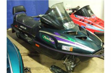 1997 Arctic Cat PANTHER For Sale : Used Snowmobile Classifieds