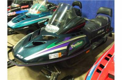 1997 Arctic Cat Panther For Sale Used Snowmobile Classifieds