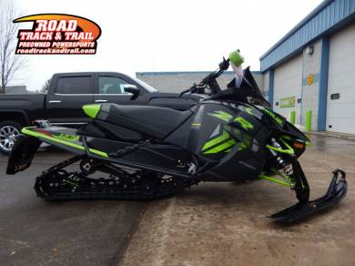 2017 Arctic Cat Zr 9000 Limited 137 Sold