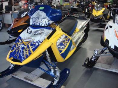 2007 Ski Doo Summit X RS 159 For Sale Used Snowmobile Classifieds