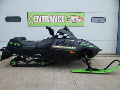 Used 1999 Arctic Cat Thundercat 1000 For Sale Used Snowmobile