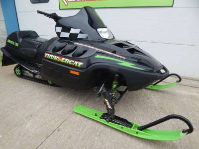 Used 1999 Arctic Cat Thundercat 1000 For Sale Snowmobile
