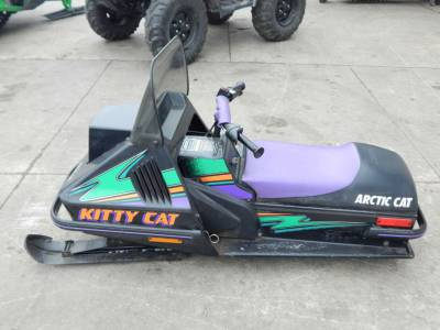 Sport Atv For Sale >> 1995 Arctic Cat Kitty Cat For Sale : Used Snowmobile Classifieds