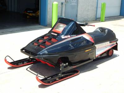 1988 Polaris Indy 650 For Sale Used Snowmobile Classifieds