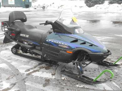 1999 Arctic Cat Panther 550 For Sale : Used Snowmobile ...