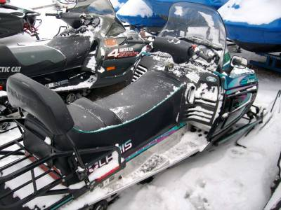 Free Online Insurance Quotes >> 1997 Polaris Trail touring 2-up For Sale : Used Snowmobile Classifieds