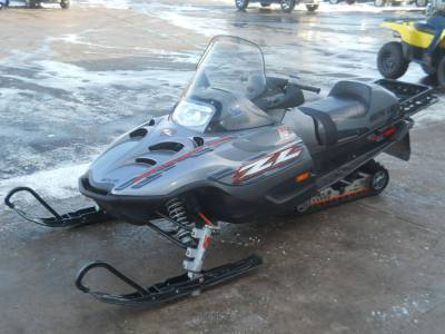 2002 Arctic Cat Zl 550 Esr For Sale Used Snowmobile