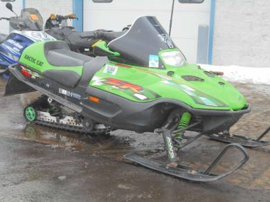2001 Arctic Cat ZR 600 EFI For Sale : Used Snowmobile ...