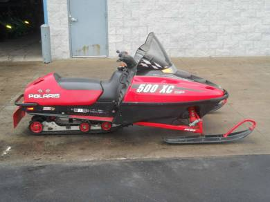 2000 Polaris Indy 500 Xc Sp 45th Anniversary Edition For Sale Used