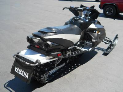 Yamaha Electric Motorcycle >> 2007 Yamaha Attak GT For Sale : Used Snowmobile Classifieds