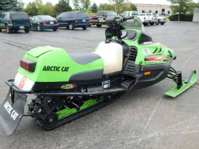 Used 2000 Arctic Cat Z 440 Sno Pro For Sale Used