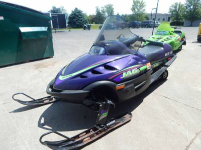 Used 1998 Arctic Cat Jag 440 For Sale Used Snowmobile