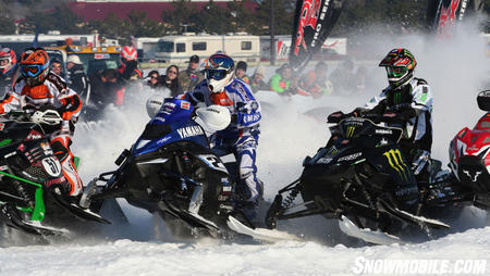 Yamaha officials say the new 2009 Pro Open will carry an engine and bodywork that's similar to the over-the-counter Nytro XTX.