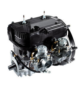 This engine is the result of a partnership between Polaris and engine partner Fuji Heavy Industries that began in the mid-1960s.