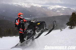 Unfortunately, we couldn't procure a Ski-Doo Summit for the evaluation.