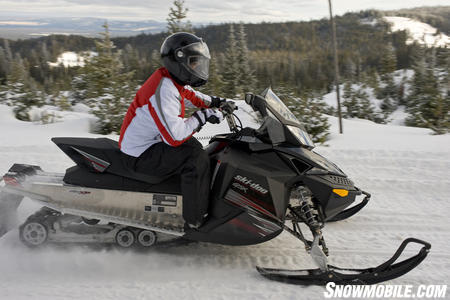 Snowmobile Sled Snow Machine Cover Ski Doo GSX Sport 550F 2010